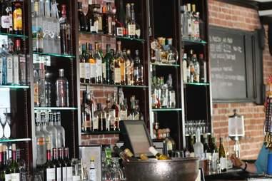 Bar at Madison and Main