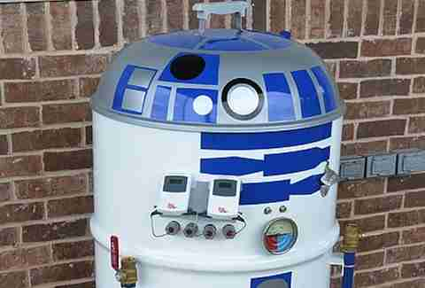 R2-D2 Grill