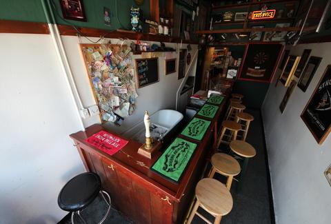 A Tiny Bar