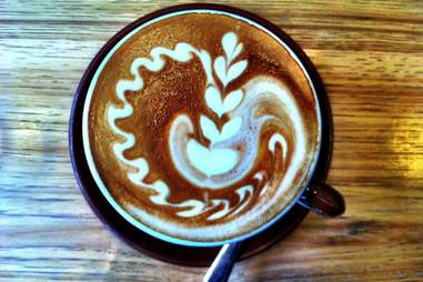 Cappuccino from Blue Bottle Coffee -- Best Day of Your Life