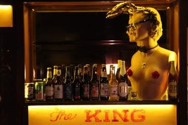 The King of ladies man craft beers