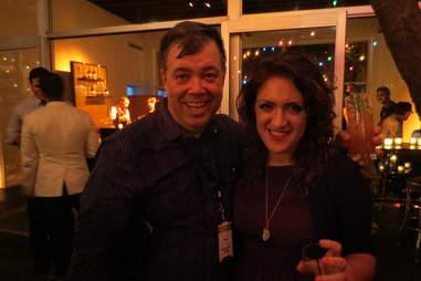 Chris Mac and Jackie Strum