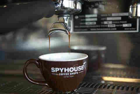 Spyhouse Coffee in Minneapolis