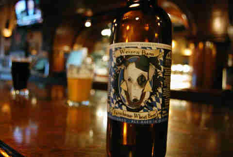 Weizen Bam from Jolly Pumpkin