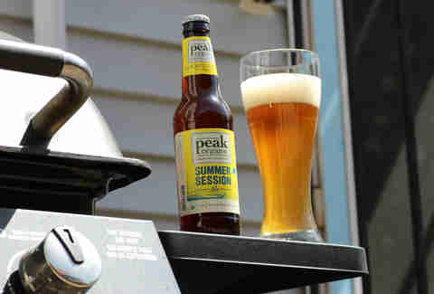 Peak Organic Summer Session Ale