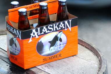 Alaskan Brewing Company's Summer Ale