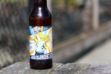 American Brewing's American Blonde