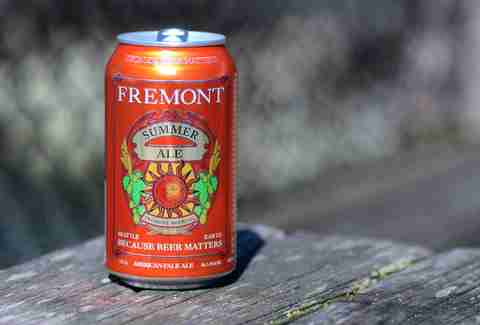 Summer Ale from Fremont Brewing Company
