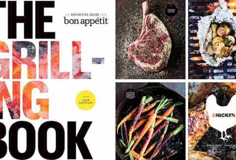 pages from The Grilling Book