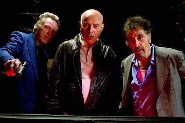 Christopher Walken Alan Arkin Al Pacino