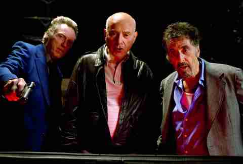 Christopher Walken Alan Arkin Al Pacino
