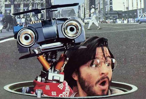 Short Circuit 2 Fisher Stevens