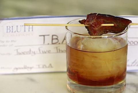 The Hot Ham Water cocktail from Arrested Development.