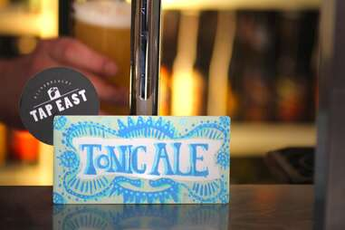 Tap East's Tonic Ale
