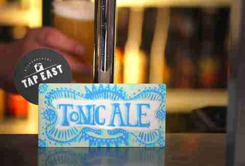 Tap East's Tonic Ale