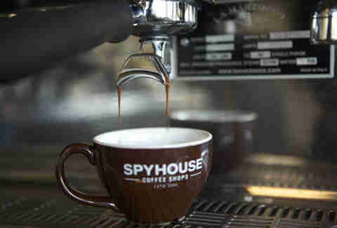 Spyhouse Coffee MSP