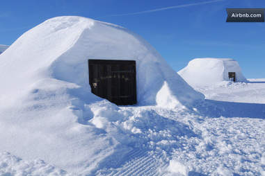 airbnbest igloo