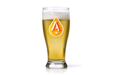 Austin Beerworks' Einhorn Berliner Weisse