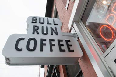 Bull Run Coffee in Minneapolis