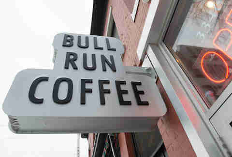 Bull Run Coffee in Minneapolis