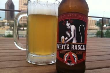 White Rascal Beer