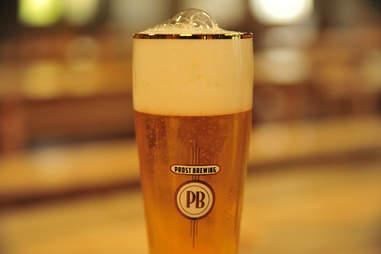 Prost Pils, Prost Brewing Company