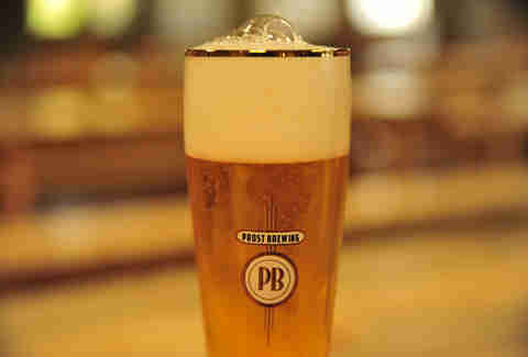 Prost Pils, Prost Brewing Company