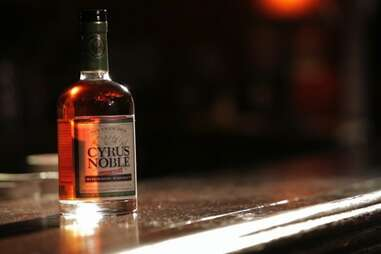 Haas Brothers Cyrus Noble bourbon whiskey