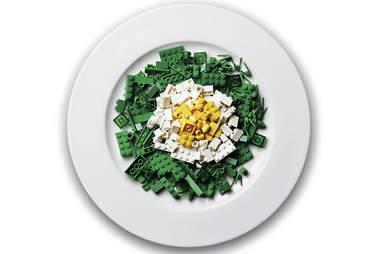 Lego Spinach
