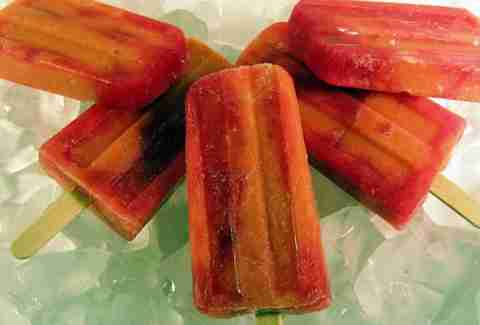 Ice Pops at Ice-Cubed