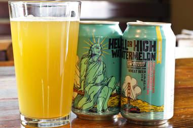 21st Amendment Brewery – Hell or High Watermelon
