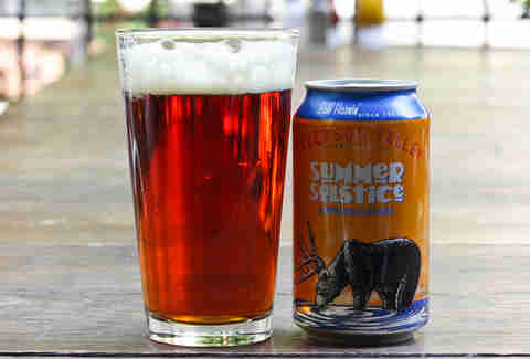 Anderson Valley Brewing Co. - Summer Solstice