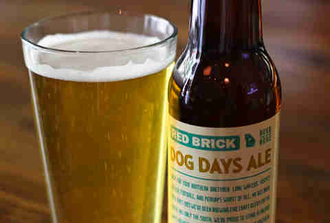 Red Brick Brewing Co. Dog Days Ale