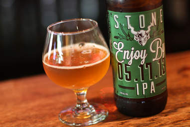 Stone Brewing Co. - Stone Enjoy By IPA