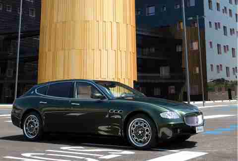 2009 Maserati Touring Bellagio Fastback by Touring Superleggera