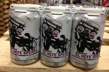 Bavarian Hefeweizen, El Hefe Speaks!
