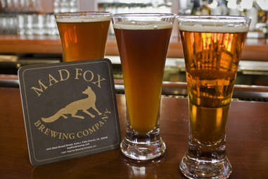 Mad Fox Kolsch