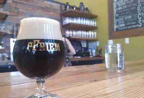 Pfriem Belgian Strong Stout