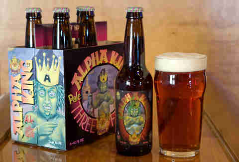 Alpha King, Three Floyds Brewing