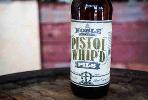 Noble Pistol Whip'd Pils