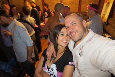 Jason Littrell and Brittany Chadbourne