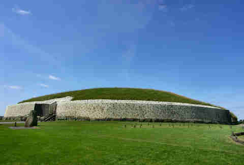 Megalithic Passage Tomb at Newgrange