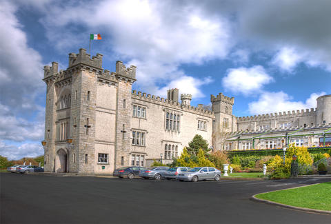 Cabra Castle in Ireland