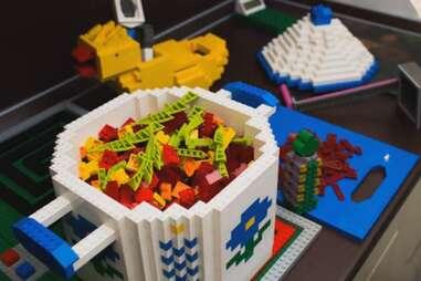 Lego Beet Soup