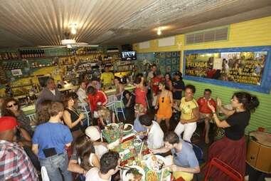 Miss Favela interior
