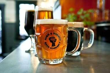 Beers at Alewife