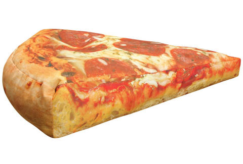Astounding Pizza Bean Bag Chair Own Thrillist Caraccident5 Cool Chair Designs And Ideas Caraccident5Info