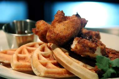 Doug E's Fresh Chicken and Waffles