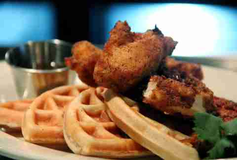 Doug E's Fresh Chicken and Waffles