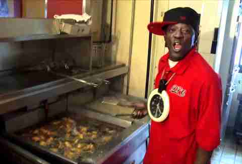 Flavor Flav's Fried Chicken